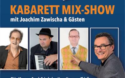 Neue Kabarett Mix-Show in Buchholz
