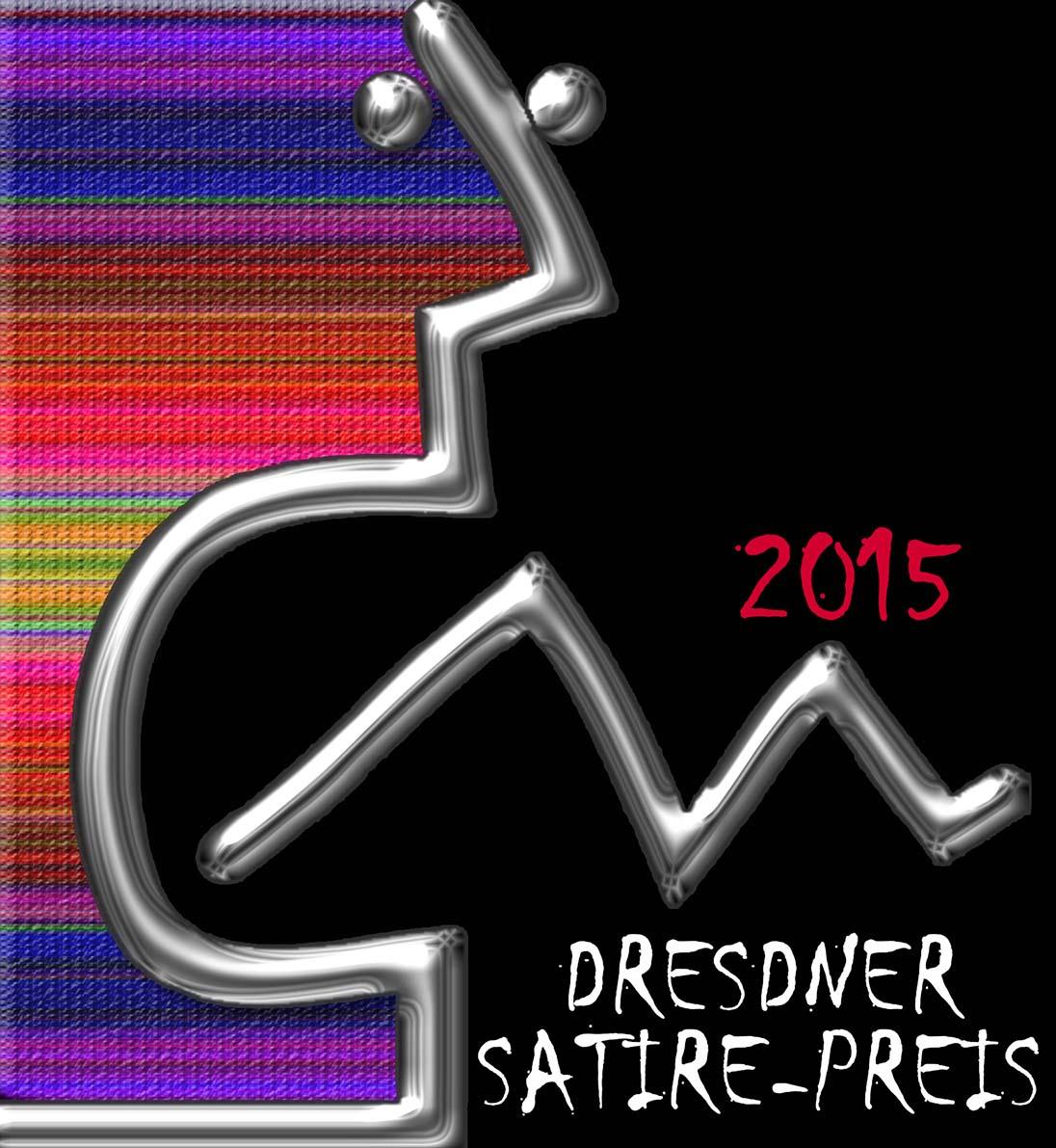 """Zawischa gewinnt """"Dresdner Satire-Preis 2015"""""""