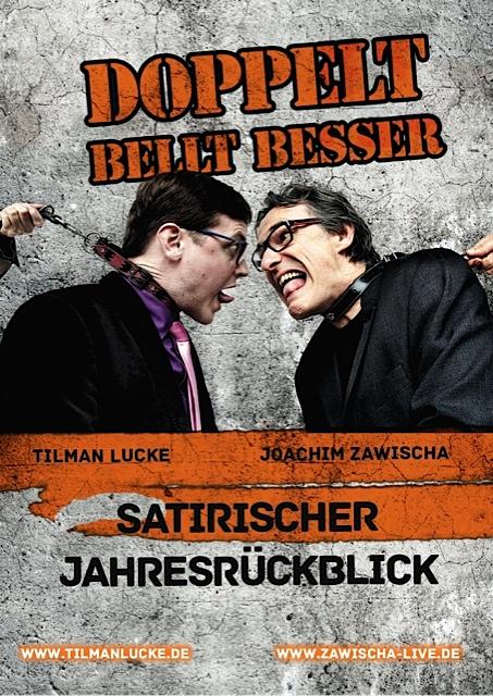 Jahresrückblick in der Berliner Distel