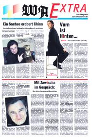 """""""Winsener Anzeiger"""" bringt Extra-Seite über Zawischa"""